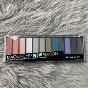 Rimmel Magnif'Eyes Wow Edition Palette NEW